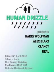 Human Drizzle Presents