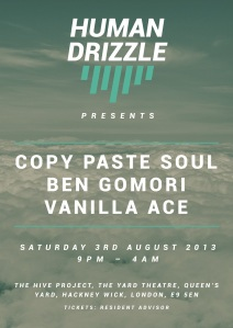 Human Drizzle Presents - Copy