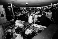 Human Drizzle @ Bar A Bar | Photos by Andrea Lops